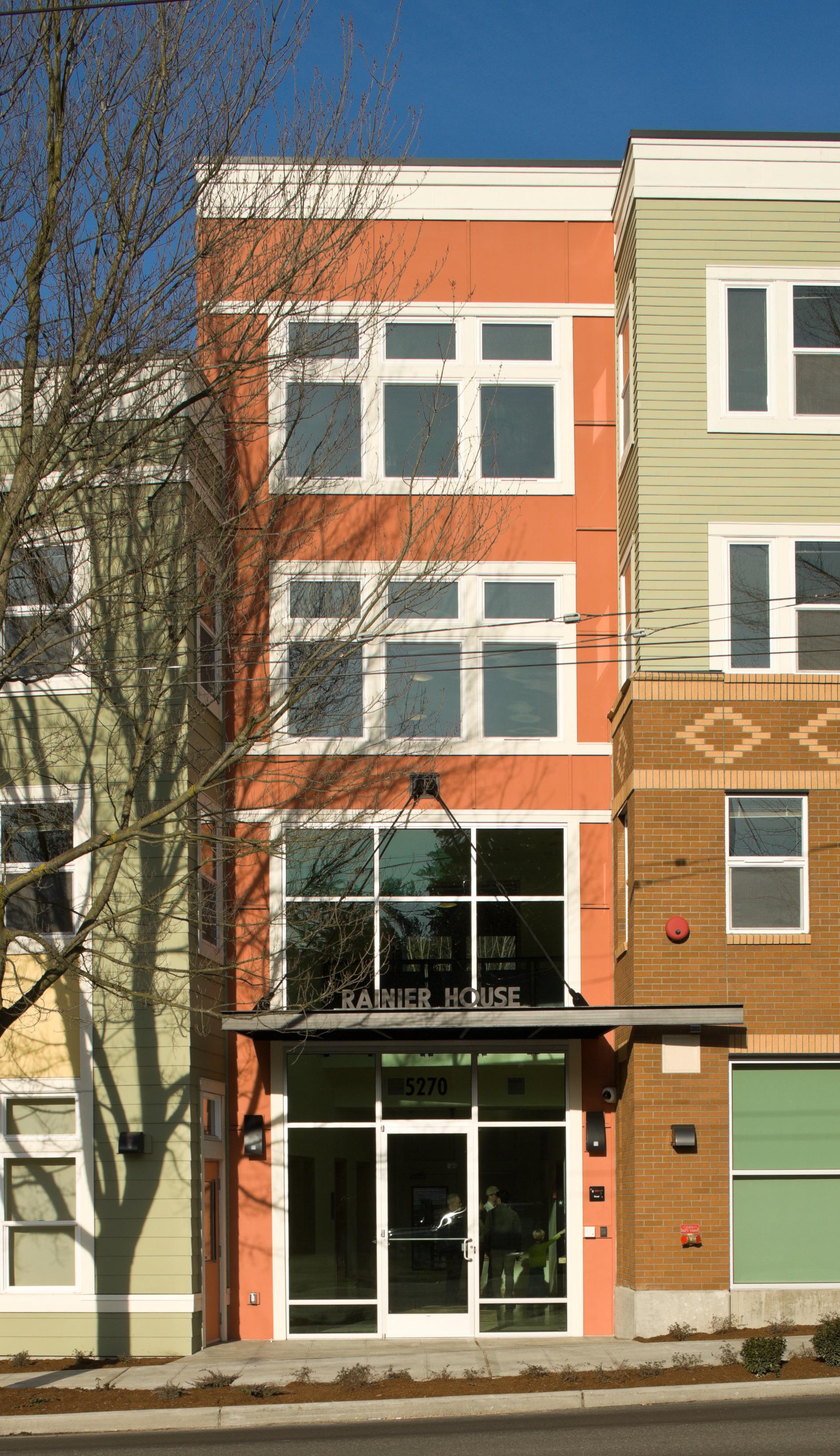 Ranier House Seattle Washington