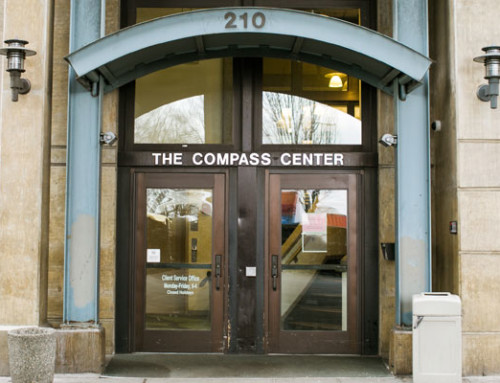 Compass Center Pioneer Square Facility / Karlstrom Apartments – Seattle, WA