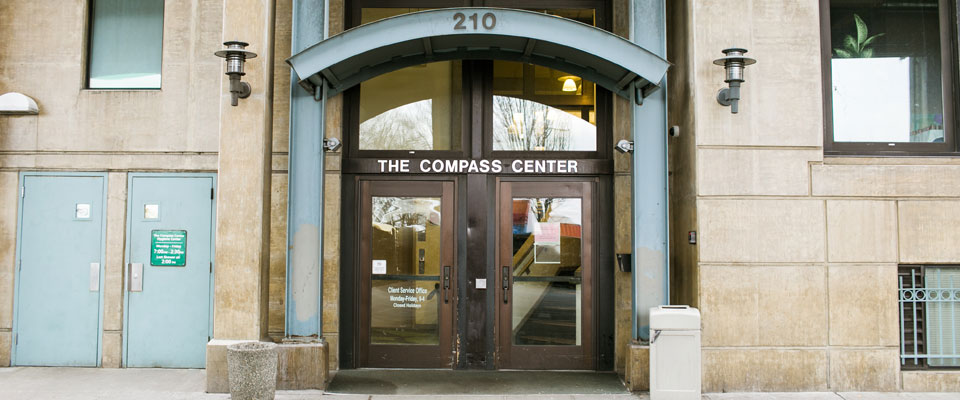 Compass Center is a homeless services project that used New Markets Tax Credits