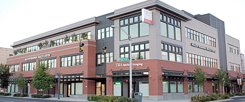 Hilltop Community Health Center in Tacoma Washington, A New Markets Tax Credit Project