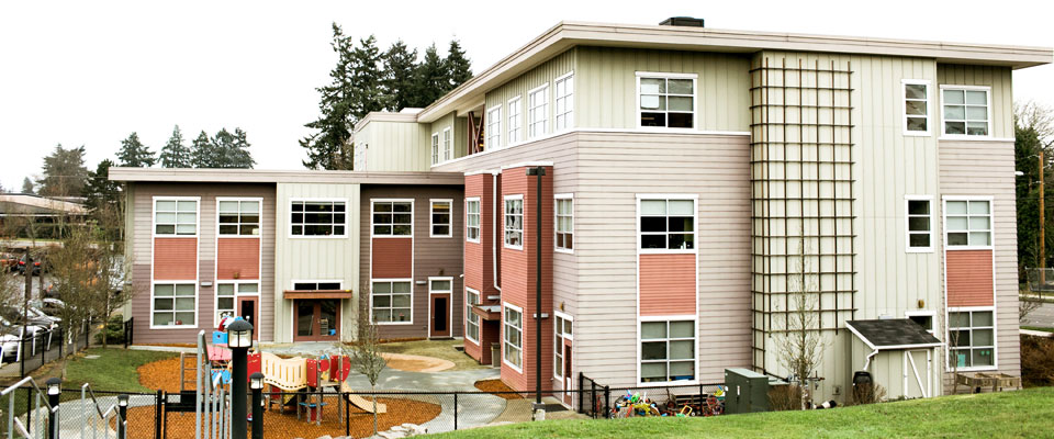 Lutheran Community Services Northwest Housing and Services New Markets Tax Credit Project