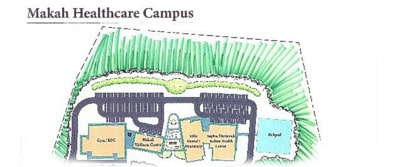 Makah Healthcare Campus in Neah Bay, WA is a Lotus Development Partners Project