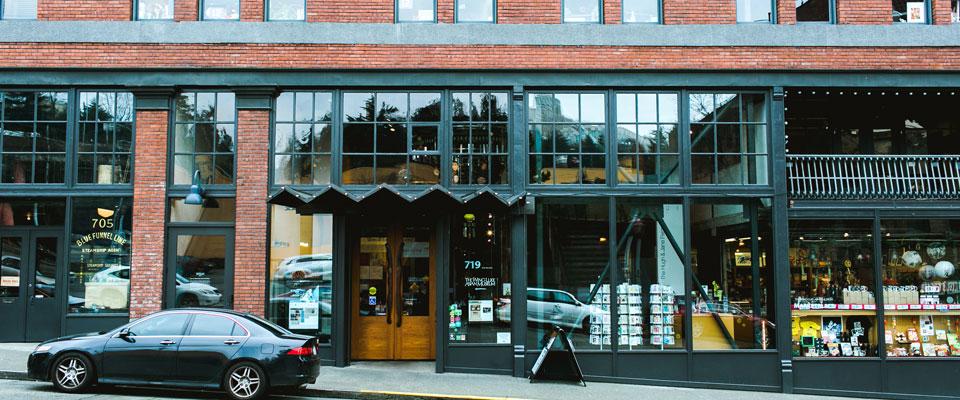 Wing Luke Museum in Seattle, Washington a New Markets Tax Credit Project
